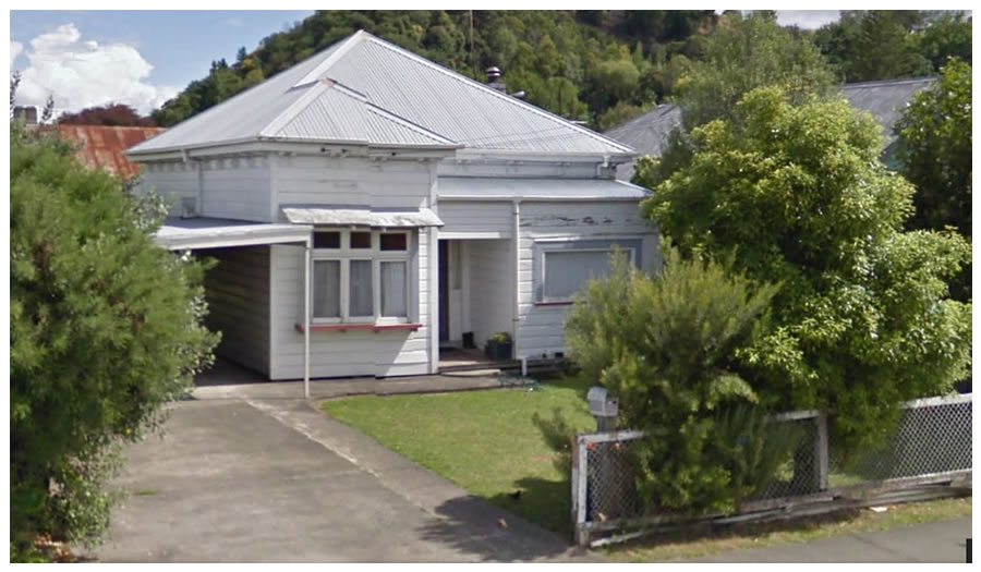 Johnahan Home 60 Ballance Street Gisborne